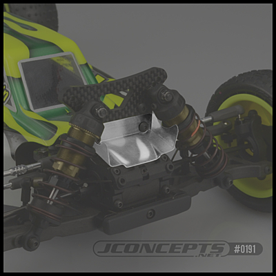 JConcepts Yokomo YZ-4SF Front Scoop/Nose Cone (2pcs)