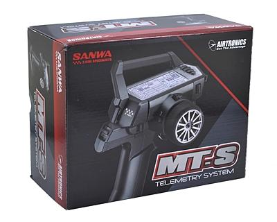 Sanwa MT-S Radio + RX-482 Receiver