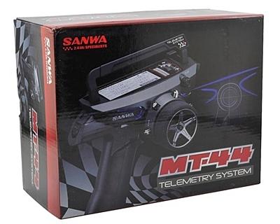Sanwa MT-44 Radio + RX-482 Receiver