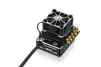 Hobbywing XeRun XR10 PRO 160A Sensored Brushless ESC (Black)