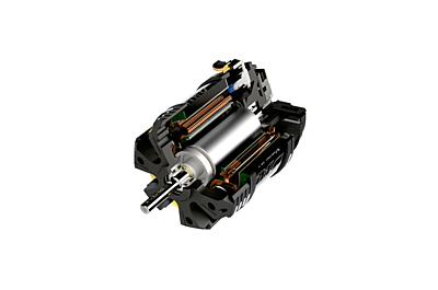 Hobbywing XeRun V10 G3 6.5T Sensored Brushless Motor