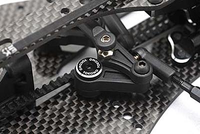 BD8/BD7 Aluminum Steering Limiter Screw (8.0,8.5,9.0mm/2 each)