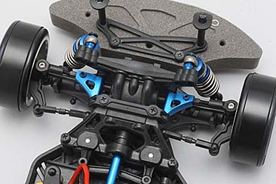 """Yokomo Rod End Adaptor for Aluminum Upper """"A"""" Arm"""