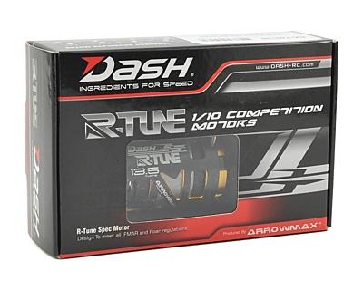 Dash R-Tune 540 Sensored Brushless Motor 13.5T