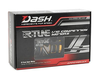 Dash R-Tune 540 Sensored Brushless Motor 21.5T