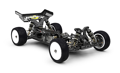 Schumacher CAT L1 1/10 4WD Buggy Kit