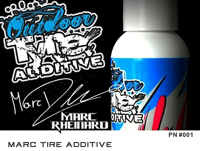 MR33 Tire Outdoor Additive