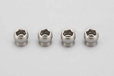 R12 Aluminum 5mm Suspention Pivot Ball