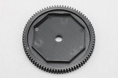 YZ-4SF Spur Gear 84T DP48 (for Dual Pad)