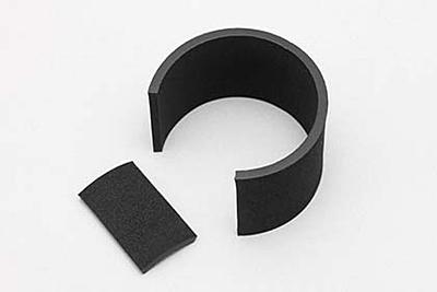 "Yokomo CRT ""L"" Rubber Front Tire (for High Traction/CRC Carpet·4pcs)"