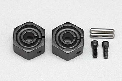 YD-2 Aluminum 7.0mm Cramp Wheel Hub (2pcs)