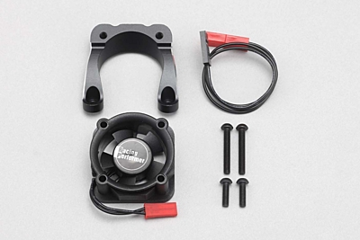 YD-2 Aluminum Rear Brace with Cooling Fan