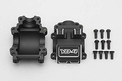 YD-4 Aluminum Transmission Case (Bevel Edge)