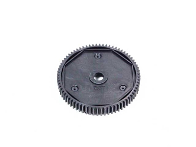 YZ-2 Spur Gear 72T DP48 (for Dual Pad)