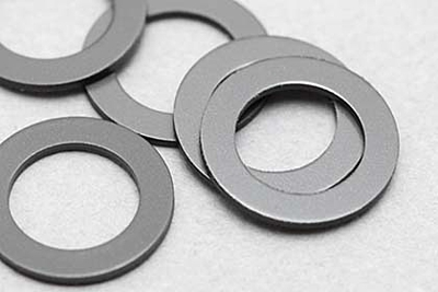 Yokomo 5.0mm Spacer Shim (0.13/0.25/0.50mm·20pcs each)