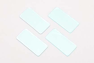Yokomo Side Plate for GOKURAKU Wing 4.0 (4pcs)