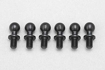 BD8'18 Hex Socket 4.8mm Rod End Ball (S Size/11.5mm·6pcs)