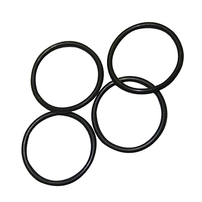 Ultimate Racing Spare Silicon O-ring for Lightweight Closed Block System Wheel Nut (5pcs)