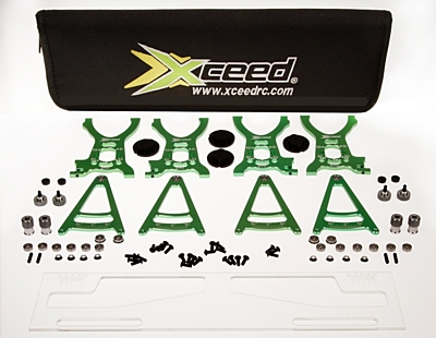 Xceed Set-up Set Pro Alu for 1/10