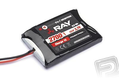 RAY G4 LiPo 2700mAh 3.7V TX