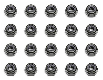 Associated Locknuts M3 (10pcs)
