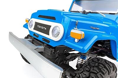 Associated CR12 Toyota FJ45 Pick-Up 1/12 RTR Blue