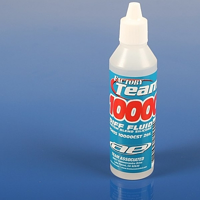 Associated FT Silicone Diff Fluid 10,000cSt