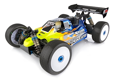 Associated RC8B3.1 Nitro Team Kit