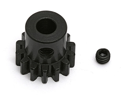 Associated Steel Pinion Gear, 14T, Mod 1, 5mm Shaft