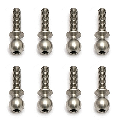Associated Heavy-duty Ballstuds 10mm