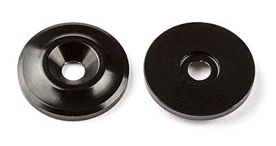 Associated FT Aluminum Wing Buttons