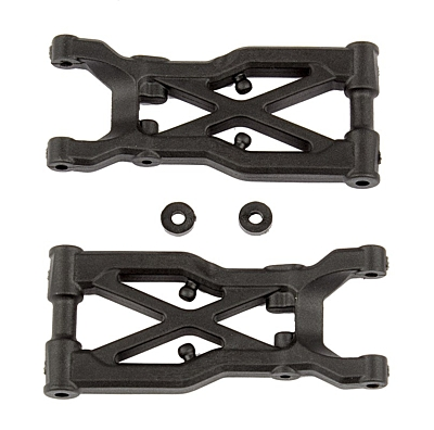 Associated RC10B74 Rear Suspension Arms