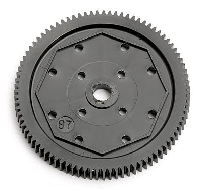 Associated Spur Gear, 87T 48P