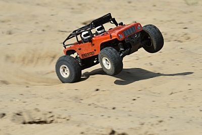 Corally Moxoo XP Desert Buggy 2WD 1/10 RTR