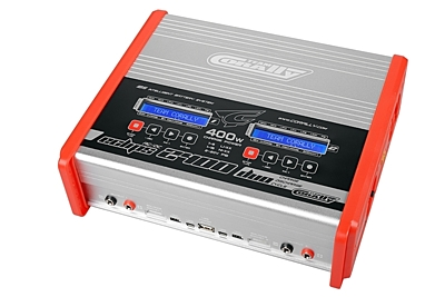 Corally Eclips 2400 Duo AC/DC 400W Charger