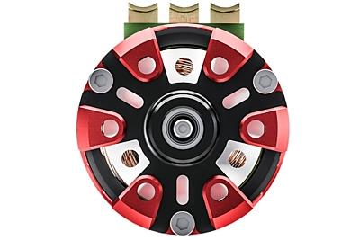 VULCAN PRO Modified - 1/10 Sensored Competition Brushless Motor - 4.5 Turns - 7650 KV