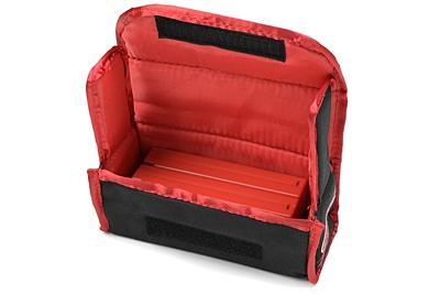 Corally LiPo Safe Bag (for 2pcs 2S Hard Case Batterypacks)
