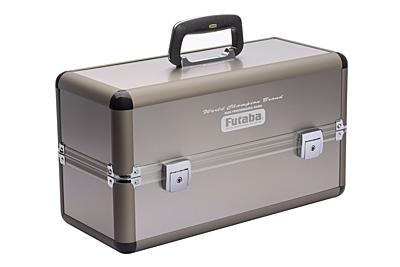 Futaba 2TX Aluminum Carrying Bag