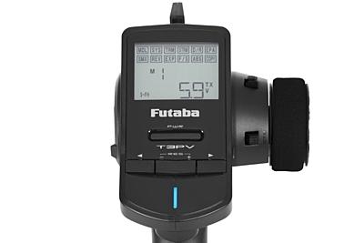Futaba 3PV Radio + R203GF Receiver (without telemetry)