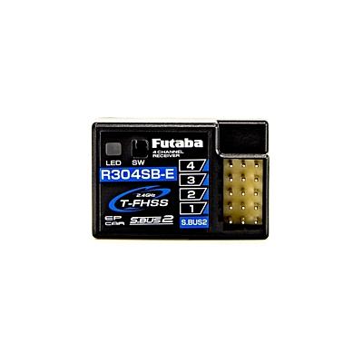Futaba R304SB-E (T-FHSS/S.Bus2) Receiver