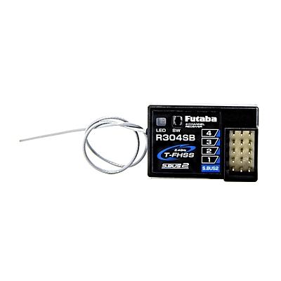 Futaba R304SB (T-FHSS/S.Bus2) Receiver (Bulk)