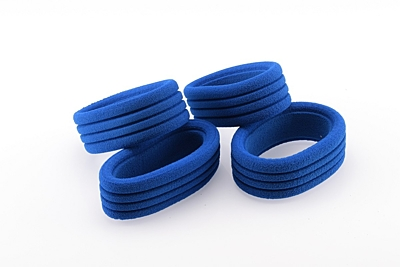 Hot Race 1/8 Buggy Flat Closed-Cell Inserts (4pcs)