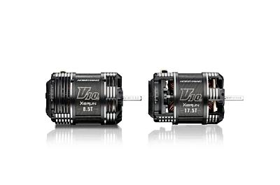 Hobbywing XeRun V10 G3 7.5T Sensored Brushless Motor