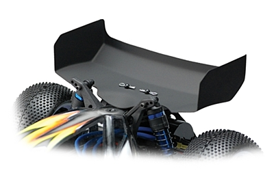 "JConcepts Illuzion - 7"" Wide High Downforce V Wing"