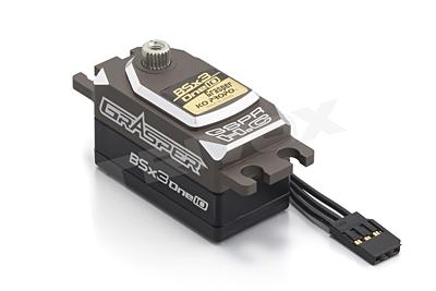 KO Propo BSx3 One 10 Grasper Low Profile (0.09s/10.8kg/7.4V) Brushless Servo