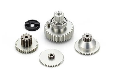 KO Propo Aluminum Gear Set for RSx2/3 Response Type