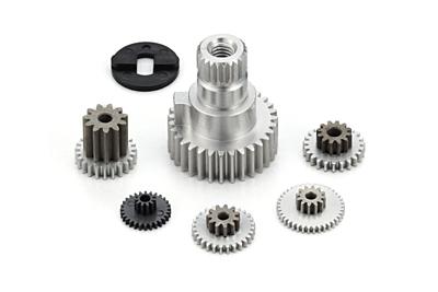 KO Propo Aluminum Gear Set for RSx1/3-12