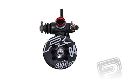 O.S. Speed R2104 Engine