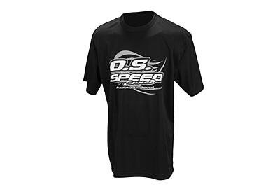 O.S. Max T-Shirt (Black, XXL)