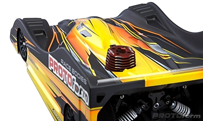 PROTOform PFR18 PRO Light Weight Clear Body (1:8 Onroad)